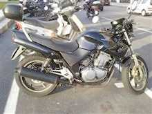 Photo: Sells Motorbike 500 cc - HONDA - CB