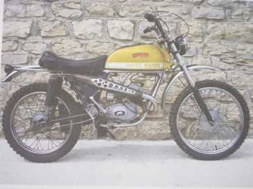 Photo: Sells Motorbike 50 cc - FANTIC - CABALLERO