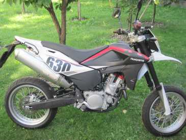 Photo: Sells Motorbike 610 cc - HUSQVARNA - SMS