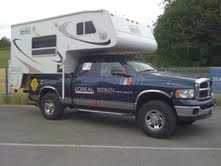 Photo: Sells Camping car / minibus DODGE