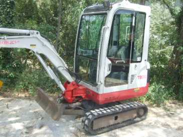 Photo: Sells Machine TAKEUCHI - TB016