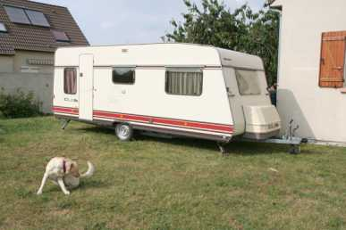 Photo: Sells Caravan and trailer BÜRSTNER - BURSNER 575TM