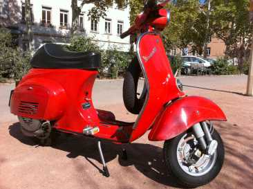 Photo: Sells Scooter 50 cc - VESPA - V5A 1968
