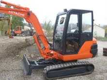 Photo: Sells Machine HITACHI - EX30
