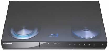 Photo: Sells DVD player / VHS recorder SAMSUNG - BD-C8200