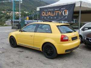 Photo: Sells FWD car AUDI - S3