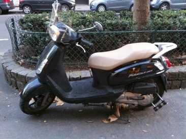 Photo: Sells Scooter 125 cc - SYM FIDDLE 2 - SYM FIDDLE 2