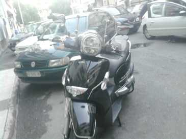 Photo: Sells Scooter 400 cc - APRILIA - SCARABEO 400IE