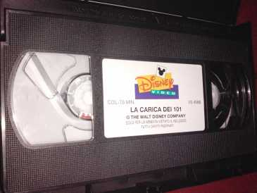 Photo: Sells VHS Animation - Animated drawings - LA CARICA DEI 101