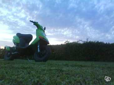 Photo: Sells Scooter 50 cc - GILERA - STALKER