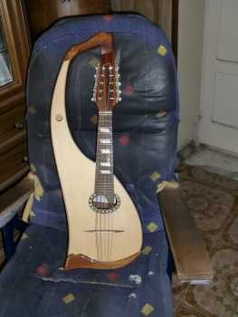 Photo: Sells Guitar and string instrument LIUTERIA ARTIGIANALE - MANDOLINO LIRA