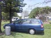 Photo: Sells Station-wagon DAEWOO - Nubira