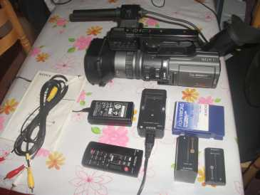 Photo: Sells Video camera SONY
