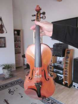 Photo: Sells Violin / fiddle BLANCHARD 1894 - BLANCHARD