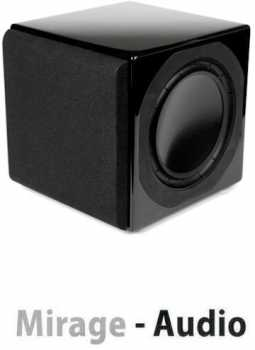 Photo: Sells Loudspeaker MIRAGE - MIRAGE MM8 SUBWOOFER - AKTION !!!