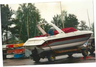 Photo: Sells Boat CHAPARRAL - 2850SX