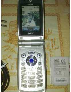 Photo: Sells Cell phone NEC - NEC E616V