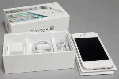 Photo: Sells Cell phone IPHONE - IPHONE 4S 64GB