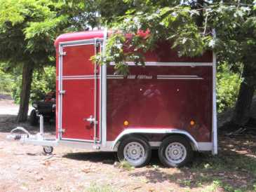 Photo: Sells Caravan and trailer FAUTRAS