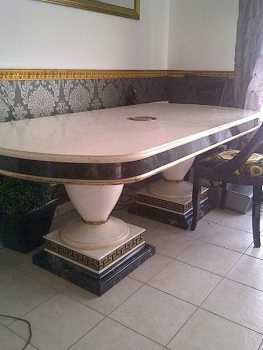 Photo: Sells Table VERSACE - VERSACE