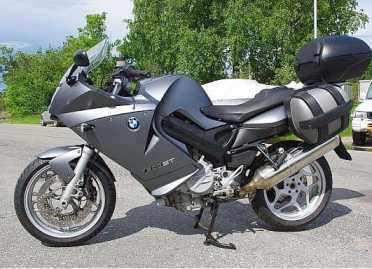 Photo: Gives for free Motorbike 955 cc - BMW - F800ST