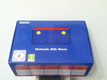 Photo: Sells Video game NINTENDO - CHOTTO MARIO, 3DS - NINTENDO 3DS LIMITED EDITION