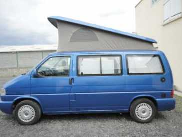 Photo: Sells Camping car / minibus VOLKSWAGEN - TRANSPORTER CALIFORNIA COACH