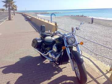 Photo: Sells Motorbike 750 cc - HONDA - VT SHADOW