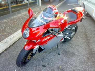Photo: Sells Motorbike 1000 cc - MV AGUSTA - F4R312