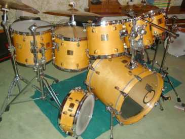 Photo: Sells Percussion YAMAHA MAPLE CUSTOM - MAPLE CUSTOM