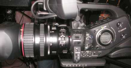 Photo: Sells Video cameras CANON - XL H1S 3CCD