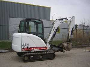 Photo: Sells Agricultural vehicle BOBCAT - 334