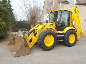 Photo: Sells Agricultural vehicle JCB - 4CX