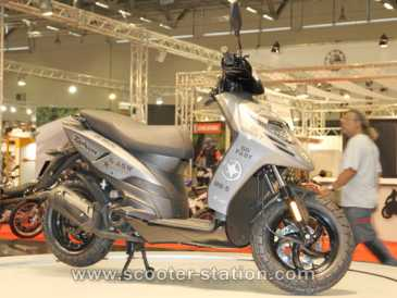 Photo: Sells Scooter 50 cc - PIAGGIO - TYPHOON