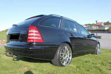 Photo: Sells Grand touring MERCEDES - Classe C