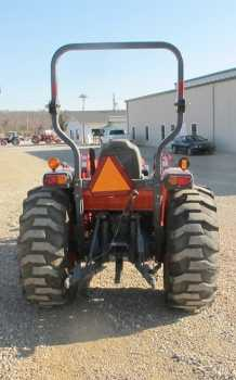 Photo: Sells Agricultural vehicle KUBOTA - L4240