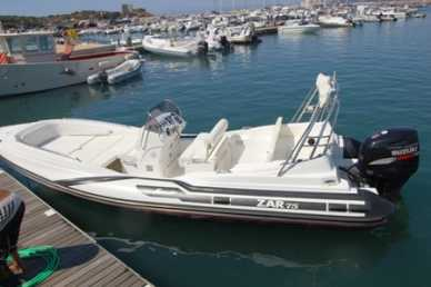 Photo: Sells Boat ZAR FORMENTI - ZAR 75 SUITE