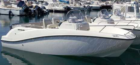 Photo: Sells Boat QUICKSILVER - ACTIV 555 OPEN