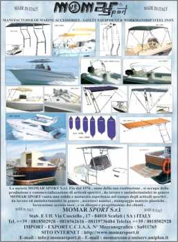Photo: Sells Boat MOMAR SPORT - ACCESSORI