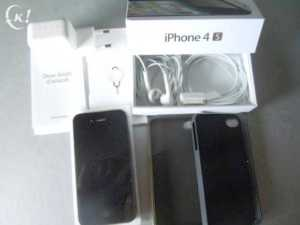 Photo: Sells Cell phone IPHONE 4S 64GB