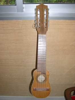 Photo: Sells Guitar and string instrument ARTISAN WORK - 10 STRING MANDOLIN