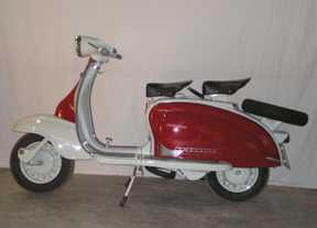 Photo: Sells Scooter 150 cc - LAMBRETTA - LAMBRETTA 150 LI