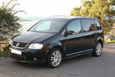 Photo: Sells SUV VOLKSWAGEN - Touran