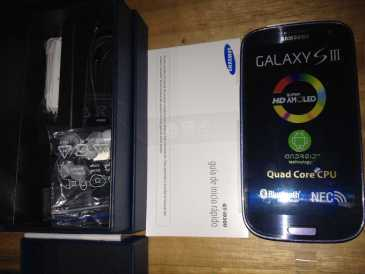 Photo: Sells Cell phones SAMSUNG - S3 LIBRE ORIGEN COMPLETAMENTE NUEVO