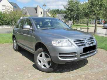 Photo: Sells FWD car VOLKSWAGEN - TOUAREG