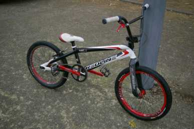 Photo: Sells Bicycle BMX - REDLINE PRO XL FLIGHT