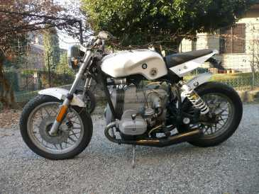 Photo: Sells Motorbike 450 cc - BMW - R 45 BMW