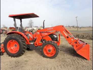 Photo: Sells Agricultural vehicle KUBOTA