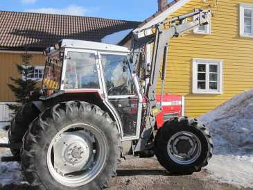 Photo: Sells Truck and utility MAN - MASSEY FERGUSON