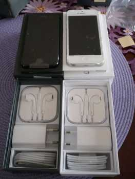 Photo: Sells Cell phone NOKIA - APPLE IPHONE 5